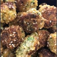 croquettes de legumes
